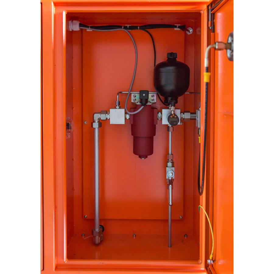 油过滤、稳压装置