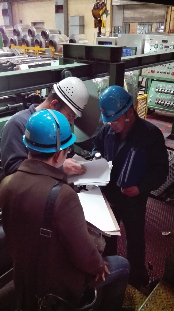 华顺油气润滑设备主任工程师现场技术交流