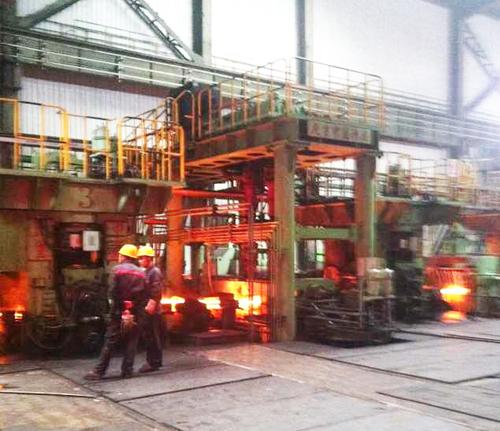 保定窄带钢厂650窄带轧机-烟台华顺油气润滑系统应用案例