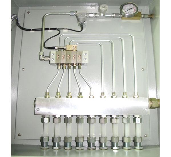ABL03油气润滑系统之分站(不带气源处理装置)