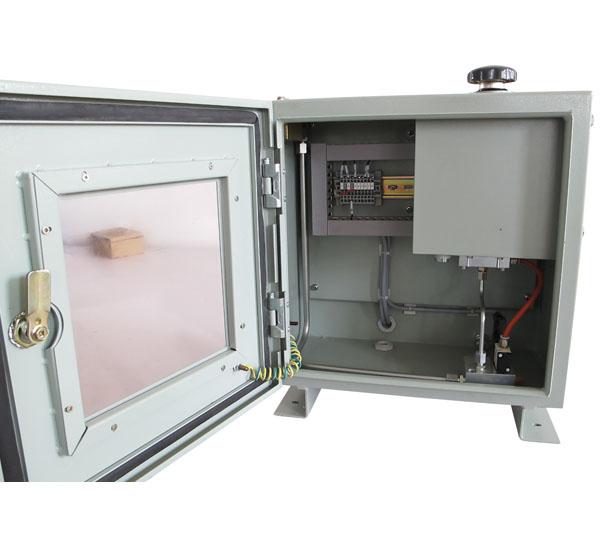 高速电主轴油气润滑系统